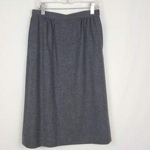 Pendleton•Vintage Petite 100% Wool Skirt sz 6